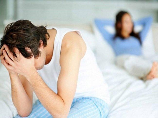 Biểu hiện của bệnh yếu sinh lý ở nam giới