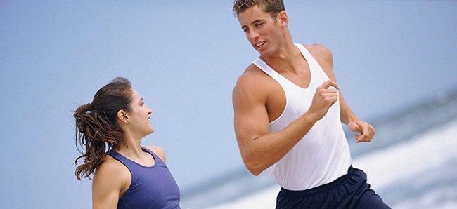 Có sức khỏe tốt giúp cải thiện tình trạng sinh dục của bạn